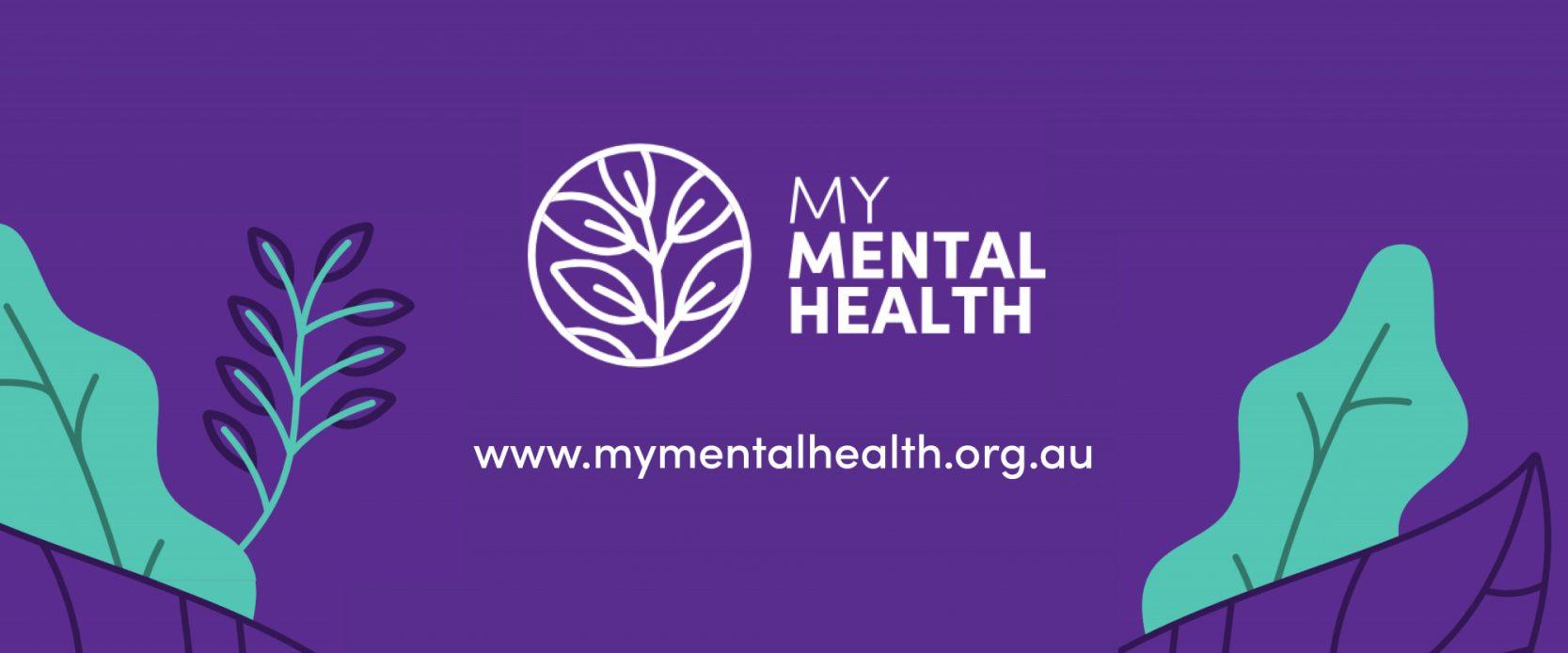 My mental Health social media post banner