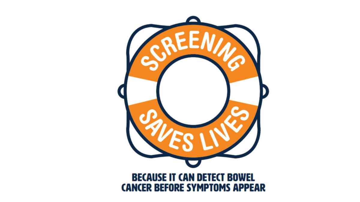 IMG page banner bowel cancer screening