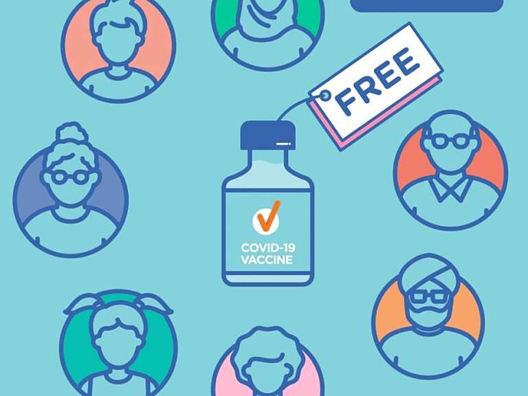 IMG COVID 19 free vaccine
