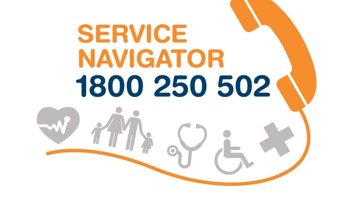 Service Navigator Graphic